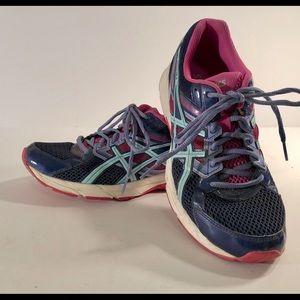 Asics Gel-Contend 3 Mint/Purple/Pink Athletic